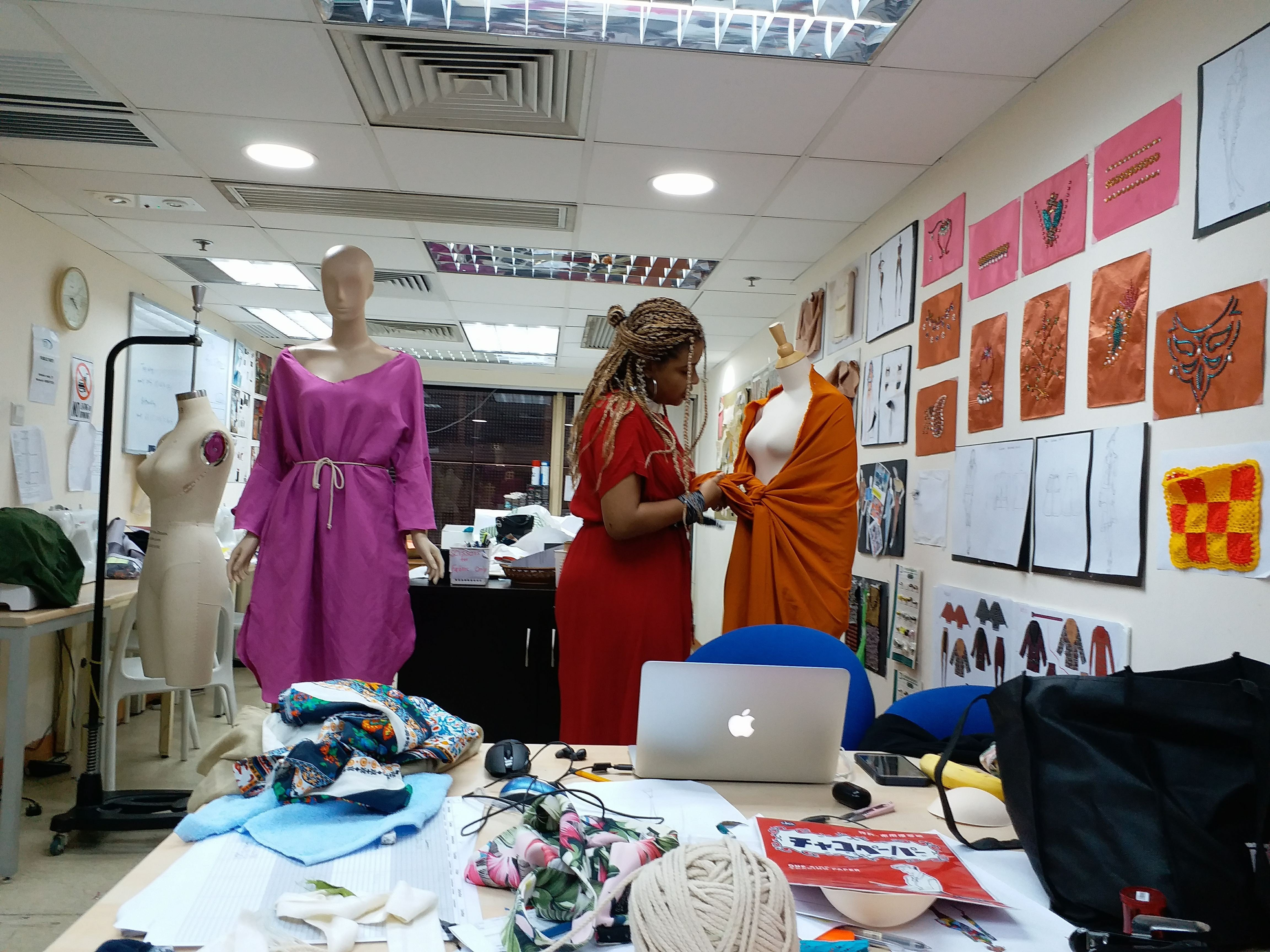 Dressmaking Sewing And Fashion Design Classes In Hong Kong
