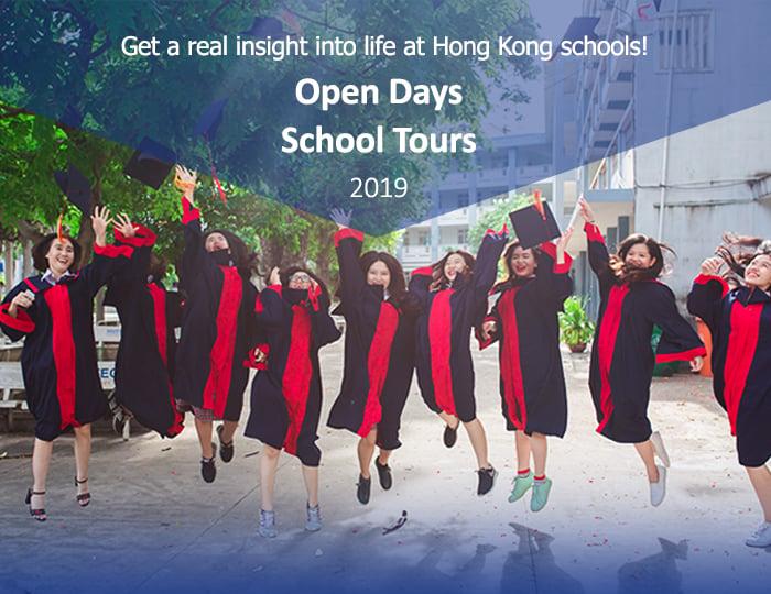 Open days school tours