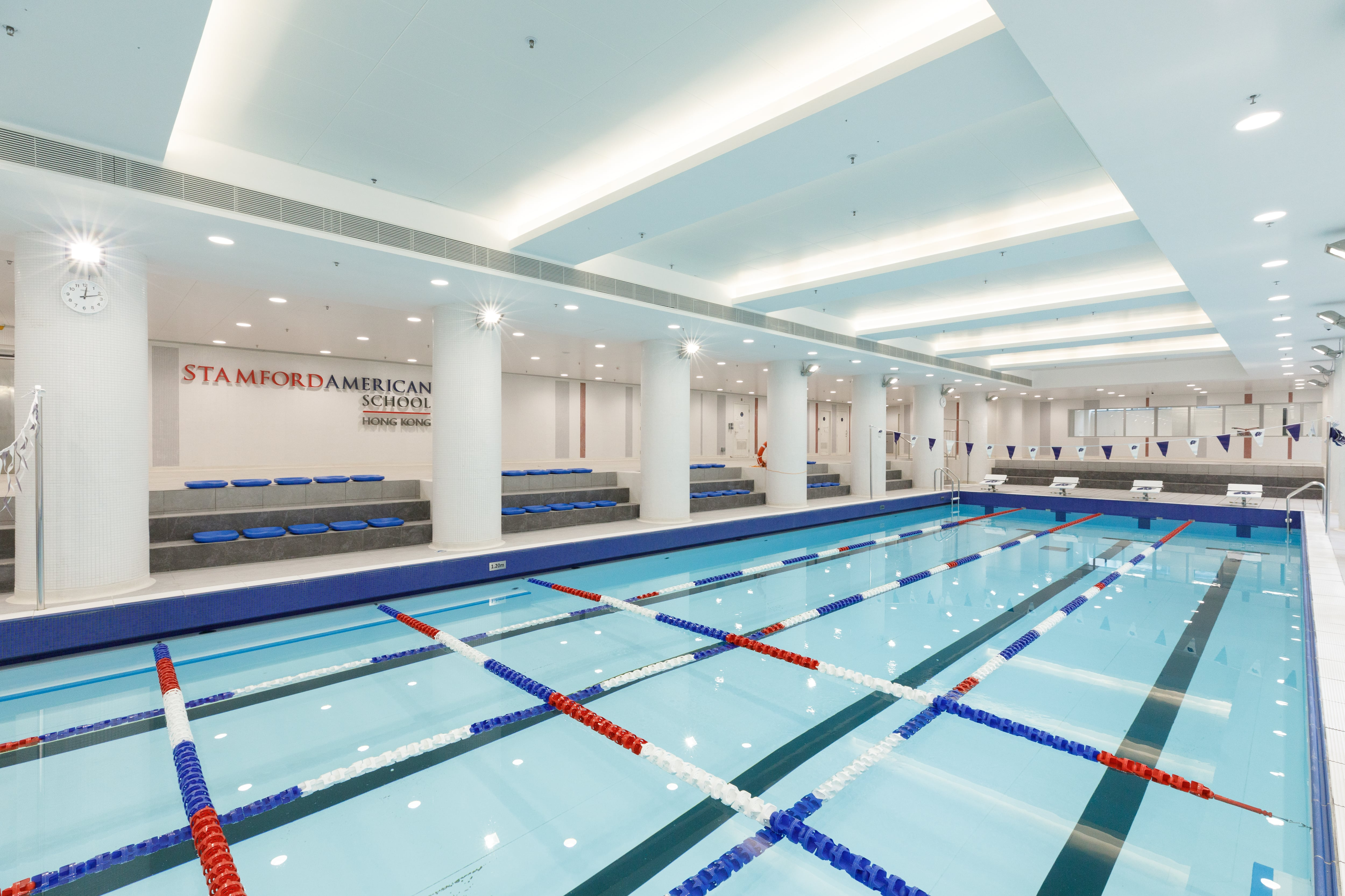 STAMFORD AMERICAN SCHOOL Swimming Pool