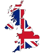 The UK as a flag