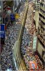 Hong Kong marches